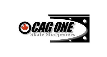 CAG ONE computerized skate Radius.